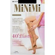 Гольфы MINIMI ELASTIC 40 gambaletto, 2 paia