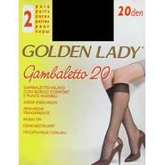 Гольфы GOLDEN LADY GAMBALETTO FILANCO 20, 2 PAIA