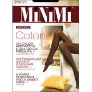 Колготки MINIMI COTONE 250 XL