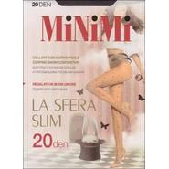Колготки MINIMI LA SFERA SLIM 20