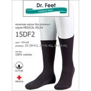 Мужские носки Dr. FEET 15DF2 cotton medical