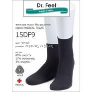 Женские носки Dr. FEET 15DF9 wool medical