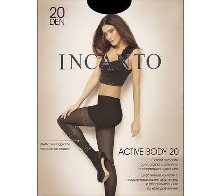 Колготки INCANTO ACTIVE BODY 20