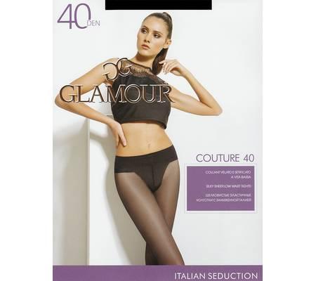 Колготки GLAMOUR COUTURE 40 VITA BASSA