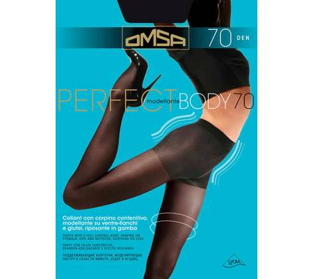 Поддерживающие колготки OMSA PERFECT BODY 70