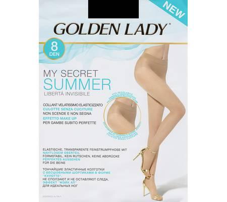 Колготки GOLDEN LADY MY SECRET 8 summer