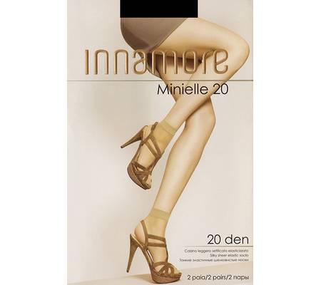 Носочки INNAMORE MINIELLE 20 calzino, 2 paia