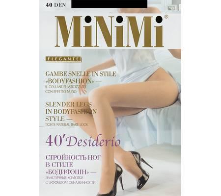 Колготки MINIMI DESIDERIO 40