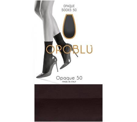 Носочки OROBLU DEMI BAS OPAQUE 50