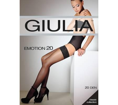 Чулки GIULIA EMOTION 20 autoreggente