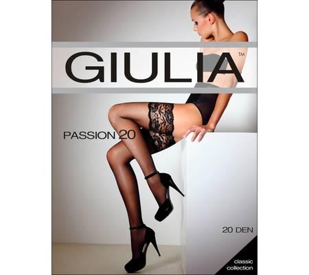 Чулки GIULIA PASSION 20 autoreggente