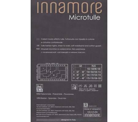 Колготки INNAMORE MICROTULLE
