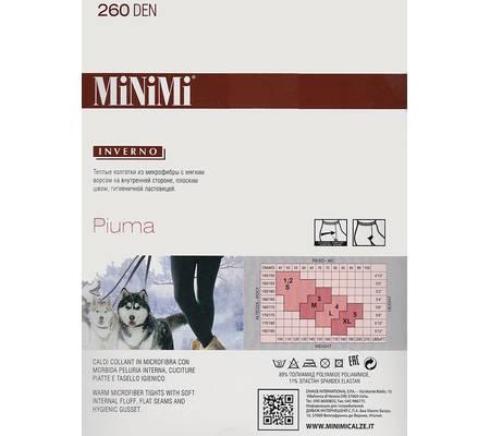 Колготки MINIMI PIUMA 260 XL