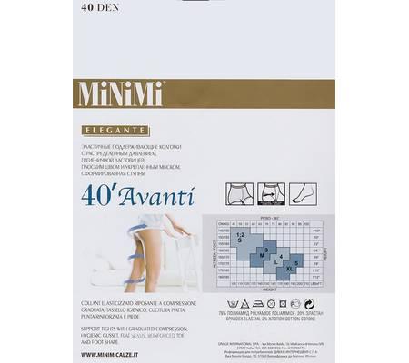 Колготки MINIMI AVANTI 40 MAXI
