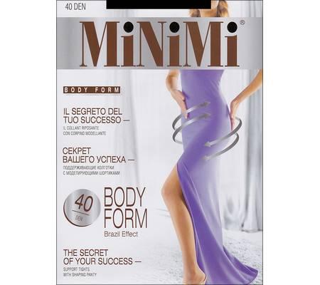 Колготки MINIMI BODY FORM 40