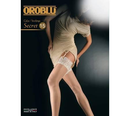 Чулки OROBLU BAS SECRET 15