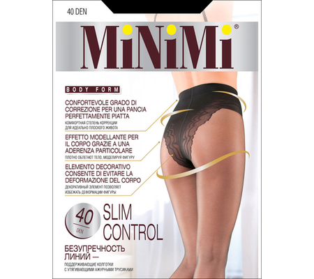 Колготки MINIMISLIM CONTROL 40
