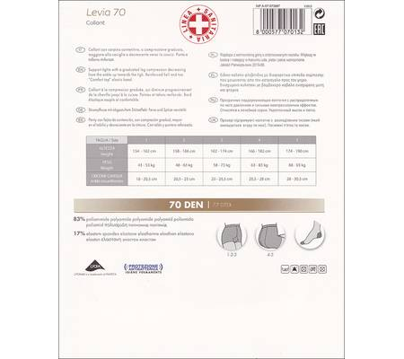 Колготки LEVANTE LEVIA 70 collant