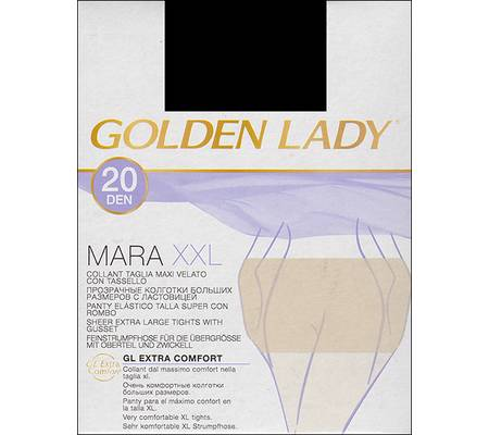 Колготки GOLDEN LADY MARA 20 XXL