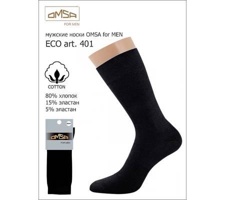 Мужские носки OMSA for MEN ECO 401