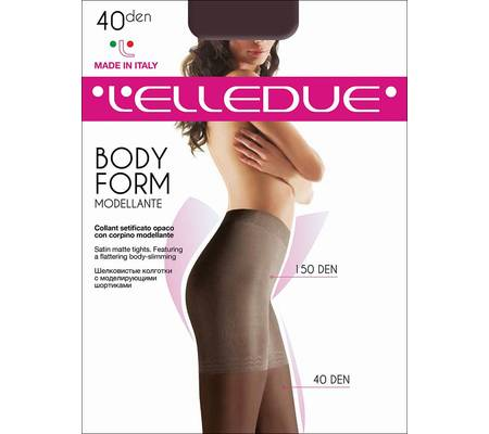 Колготки ELLEDUE BODY FORM 40