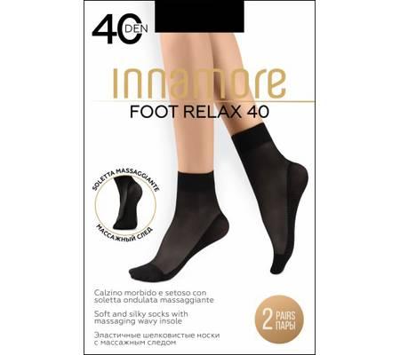 Носочки INNAMORE FOOT RELAX 40 носочки, 2 пары