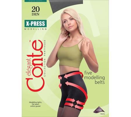 Колготки CONTE X-PRESS 20 XL
