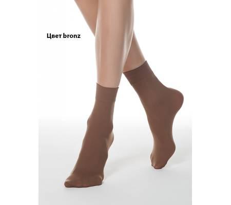 Носочки CONTE MICROFIBRA 50 носочки