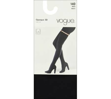 Чулки VOGUE OPAQUE 140 3D STAY UP
