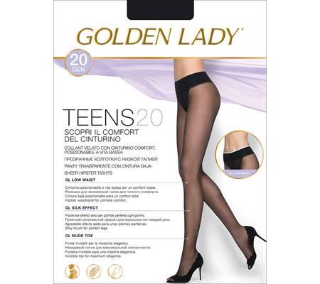 Колготки GOLDEN LADY TEENS 20 VITA BASSA