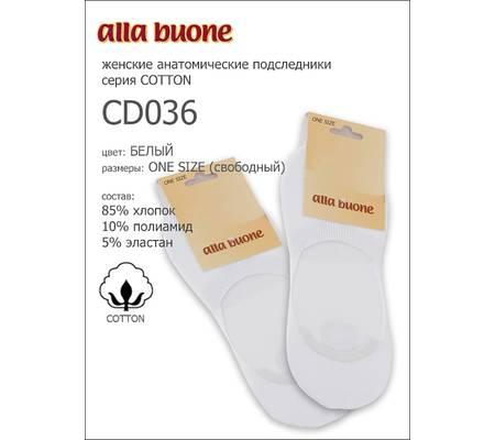 Женские носки ALLA BUONE socks CD036