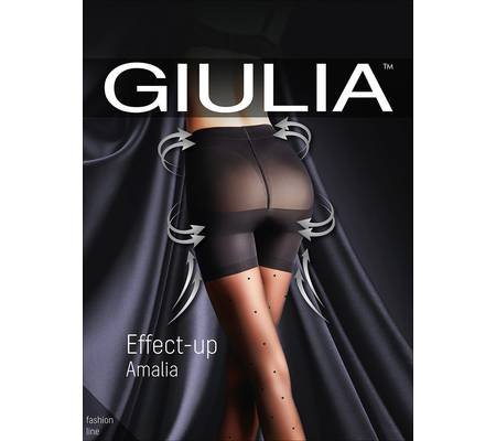 Колготки GIULIA EFFECT UP AMALIA 40