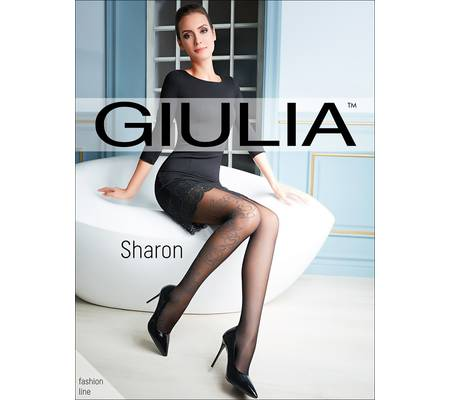 Колготки GIULIA SHARON 20 model 2