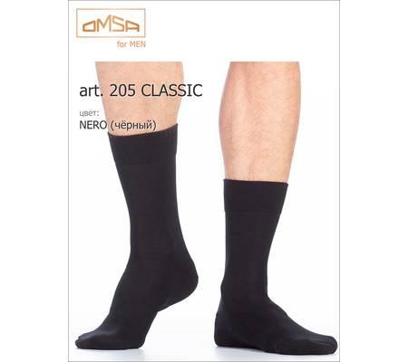 Мужские носки OMSA for MEN CLASSIC 205