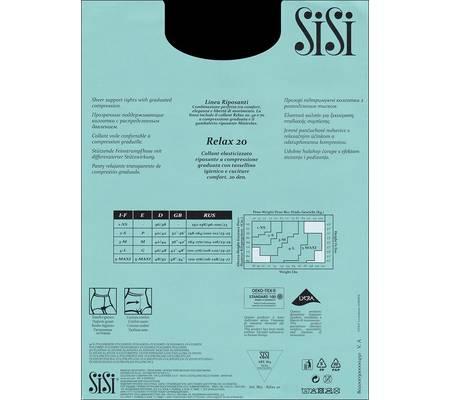 Колготки SISI RELAX 20
