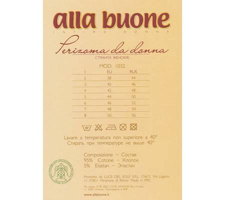 Белье женское ALLA BUONE 1032 STRING