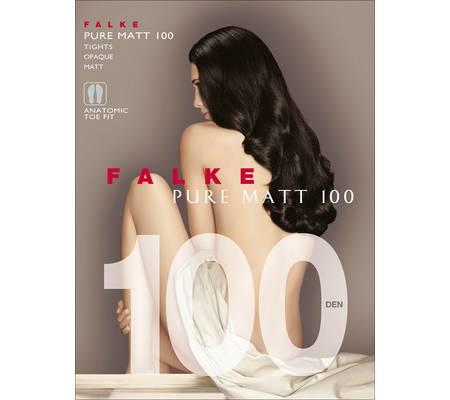 Колготки FALKE art. 40110 PURE MATT 100