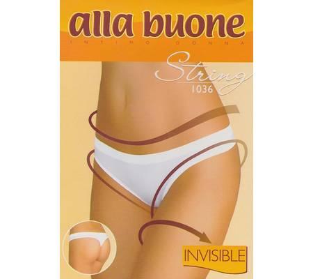 Белье женское ALLA BUONE INVISIBLE 1036 STRING