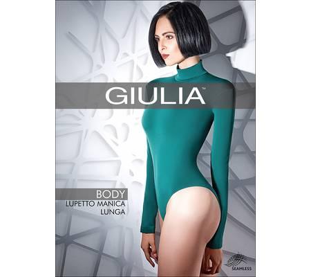 Белье женское GIULIA intimo BODY LUPETTO manica lunga